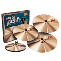 "Paiste - Zestaw talerzy PST7 Heavy Promo Pack 14"" 16"" 20'' + 18"" GRATIS"