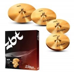 """Zildjian - Zestaw talerzy ZBT Pack 390 14"""" 16"""" 20'' + Crash 14"""""""