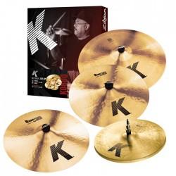 """Zildjian - Zestaw talerzy K K0800 Promotion Pack 14"""" 16"""" 20'' + 18"""" GRATIS"""