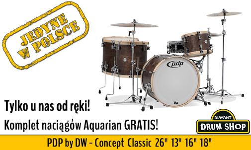 PDP Concept Classic BD 26
