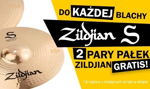 Super promocja talerzy Zildjian S