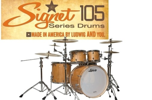 Ludwig Signet Made In USA