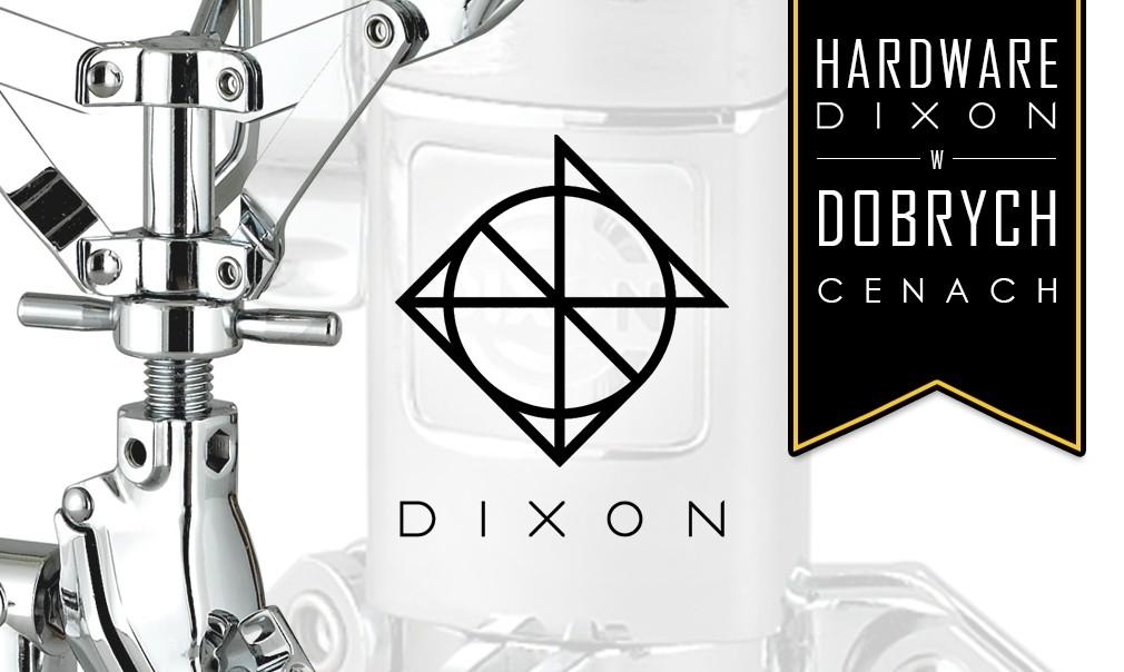Hardware i bębny Dixon