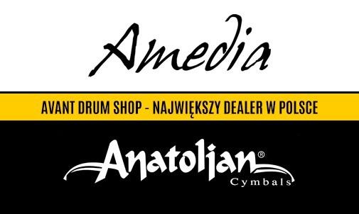 Największy wybór talerzy Amedia i Anatolian w Polsce